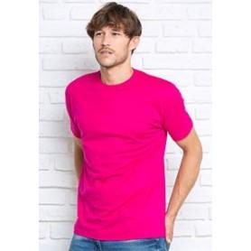 t-shirt TSRA150 FUCSIA